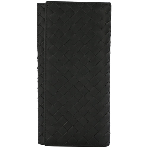 BOTTEGA VENETA Leather wallet with compartments for credit cards